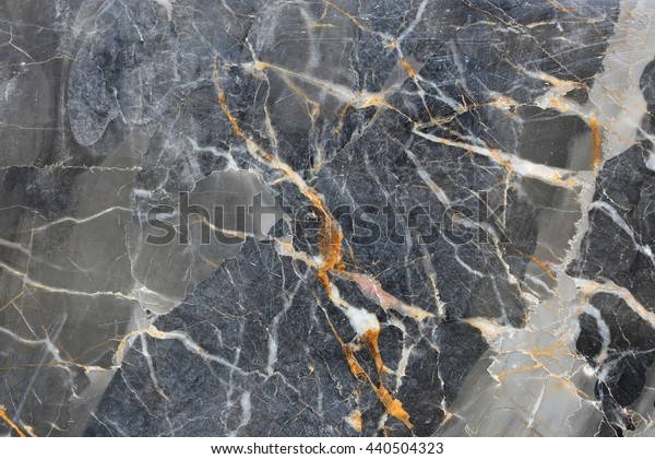 Gold and white patterned natural of gray marble (Gold Russia), texture, abstract background.