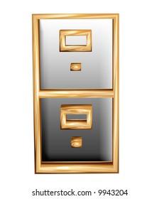 Golden 3D file for internet browsers