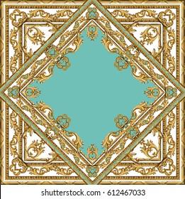 golden baroque