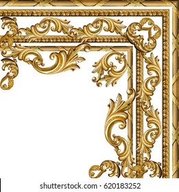 golden baroque