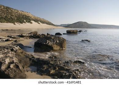 Golden Beach - North Cyprus.