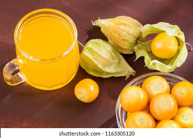 Golden berry juice - Physalis peruviana