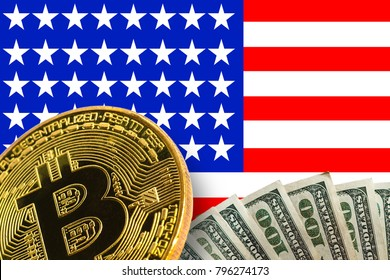 golden bitcoin virtual money USA