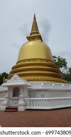golden Buddhist temple