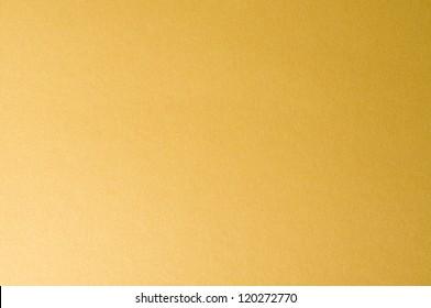 golden cardboard textured background