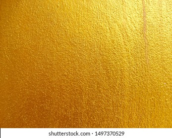 Golden cement texture surface for background design