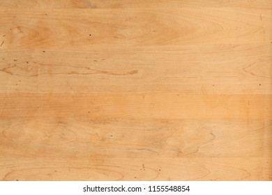 Golden colored distressed natural birch wood panel