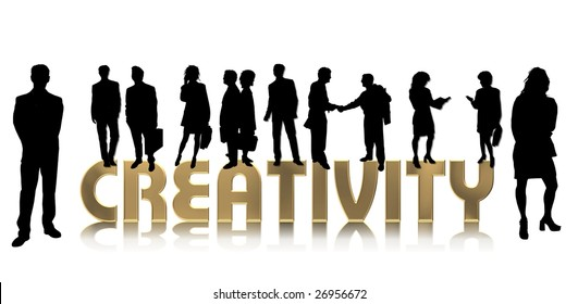 golden creativity