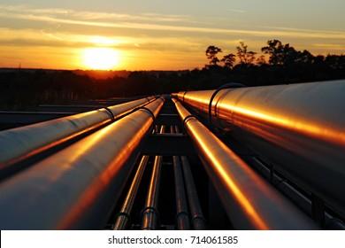 golden crude pipelines in africa