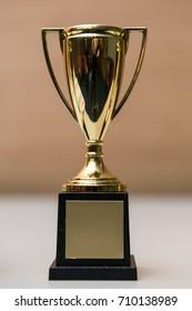golden cup trophy