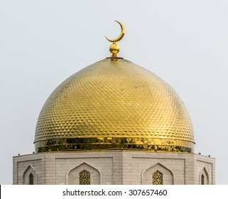 Golden Dome Mosque
