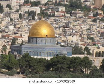 Golden Dome Tel Aviv Israel
