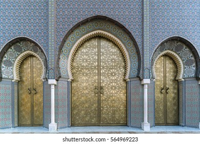 golden door of dar el makhzen,morocco