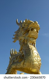 Golden Dragon, Citadel, Hue, Vietnam