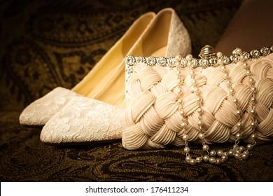 Golden Duo-tone Luxury Items