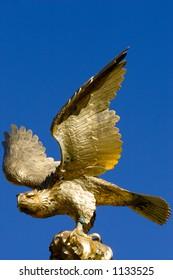 Golden Eagle Statue A