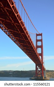 Golden Gate bridge in San Francisco, California USA
