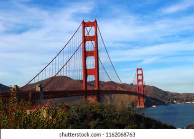 Golden Gate Bridge - San Francisco - America