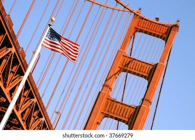 Golden Gate Bridge, San Francisco (USA)