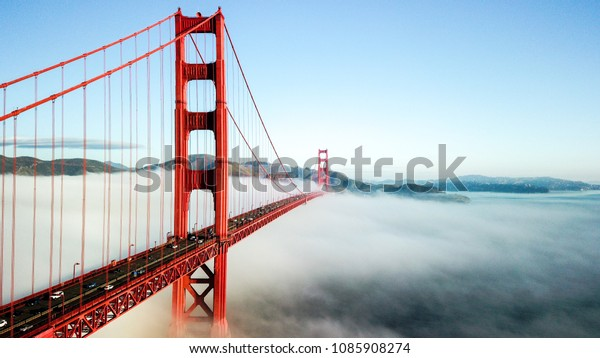 Golden Gate Bridge, San Francisco CA USA