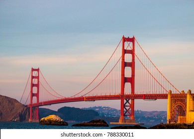 Golden Gate Bridge San Fransisco