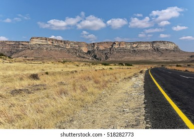 Golden Gate Highlands Nationalpark in South Africa