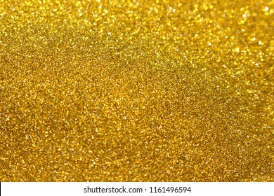 golden giltter texture christmas abstract background