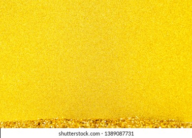 golden glittering shiny textured background