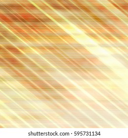Golden Glowing Glass Pane Diagonal Striped Line Shining Gold Background Design Art - High Resolution Illustration for Graphic Element or Backdrop Use.