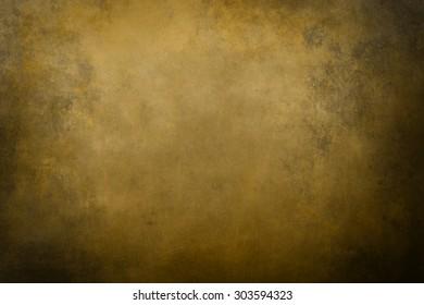 golden grunge background or texture