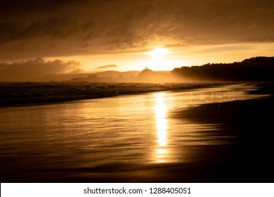 Florida Golden Hour Sunset Images, Stock Photos & Vectors