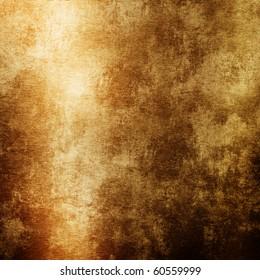 Golden metal