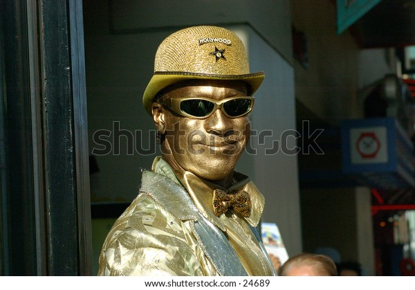Golden mime