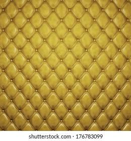 Golden padding background