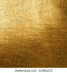 Golden rough grainy background