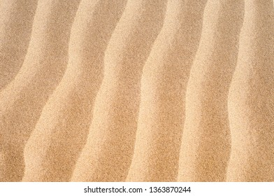 Golden sand texture and background