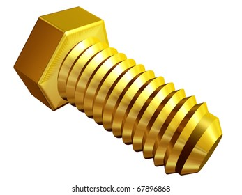 golden screw