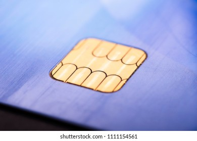 Golden smart card module of a smartcard