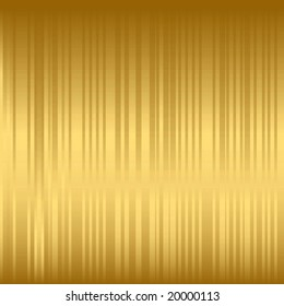 golden stripy background, would make a nice Christmas wrapping paper or background, vector available in my portfolio