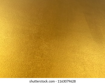 Golden surface texture backdrop