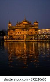 Golden Temple of Amritsar, Punjab