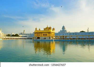 Golden Temple - Amritsar, Punjab  This is holiest Gurdwara and the most important pilgrimage site of Sikhism. The Harmandir Sahib also known as Darbar Sahib, is a Golden Gurdwara Sahib.