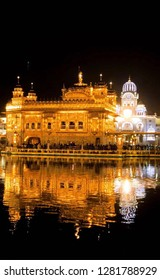 The Golden Temple, also known as Darbar Sahib is a Gurdwara located in the city of Amritsar, Punjab, India.