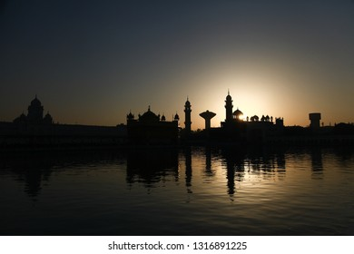 The Golden Temple, also known as Darbar Sahib, is a Gurdwara located in the city of Amritsar, Punjab, India.