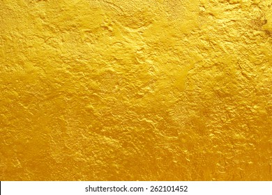 golden texture background