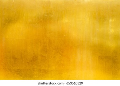 Golden  texture wall background