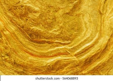 Golden textured background.