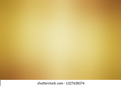 golden yellow gradient blurred abstract background