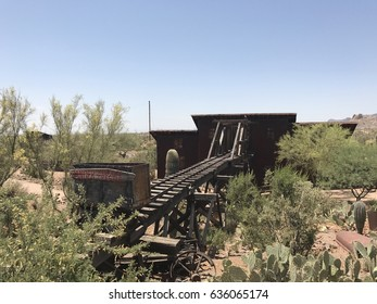 Goldfield Ghost Town Mine