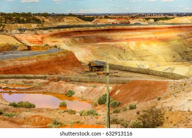 Goldmine in Western Australia, Westonia, Outback, Australia, Down under, Mine, 2016